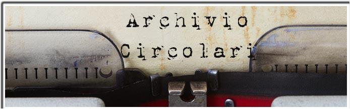 Archivio Circolari Banner