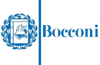 Manifestazione universitaria Bocconi