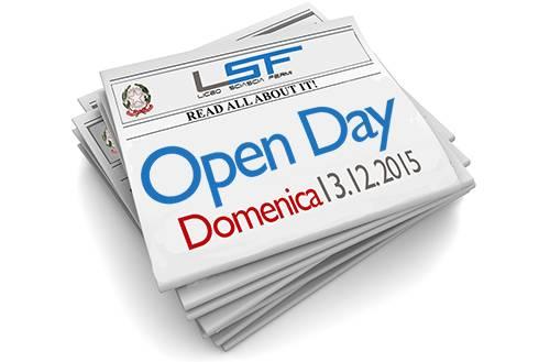 Open Day - C.da Muti