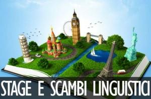 Stage e scambi linguistici