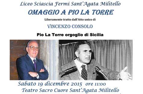 Pio La Torre, orgoglio di Sicilia