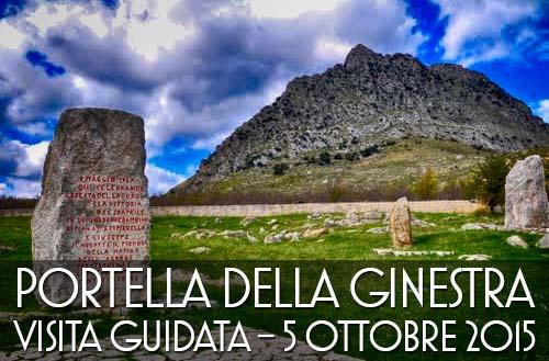 Visita a San Cipirello e Portella della Ginestra
