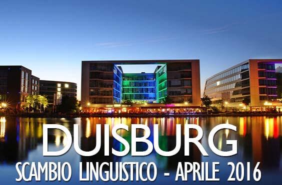 Scambio linguistico-culturale con il Krupp-Gymnasium di Duisburg