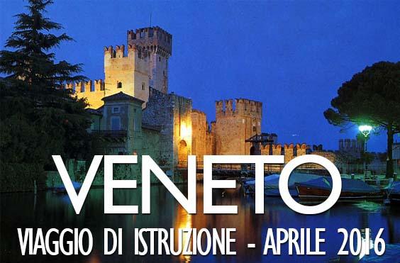 Viaggio di istruzione in Veneto
