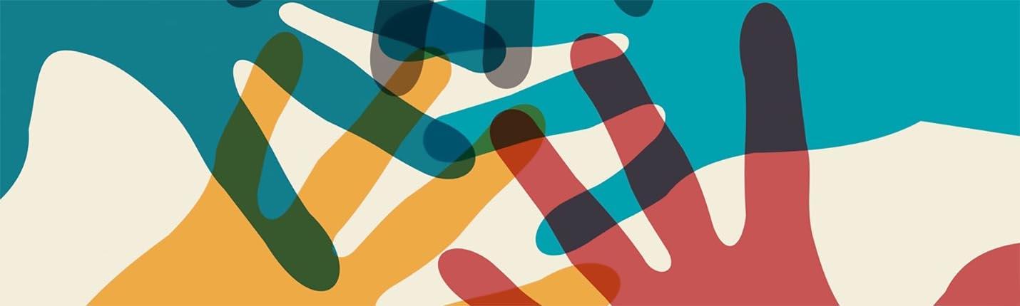 Immagine di sfondo del link alla pagina del progetto Erasmus dell'Istituto.