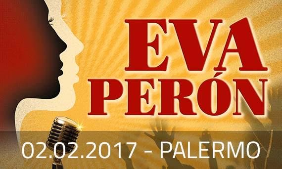 """Teatro in lingua spagnola - """"Eva Perón - El Musical"""""""