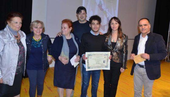 Diego Polimeni – Premiazione 1