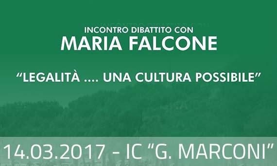 Incontro con Maria Falcone