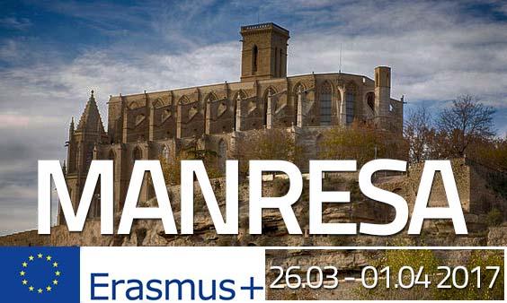 Erasmus+ - Bilateral Meeting con l'INS Pius Font i Quer a Manresa (Spagna)