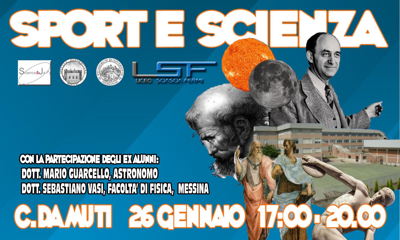 """""""Sport e Scienza"""""""