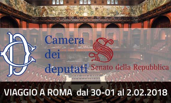 Viaggio a Roma tra arte e istituzioni