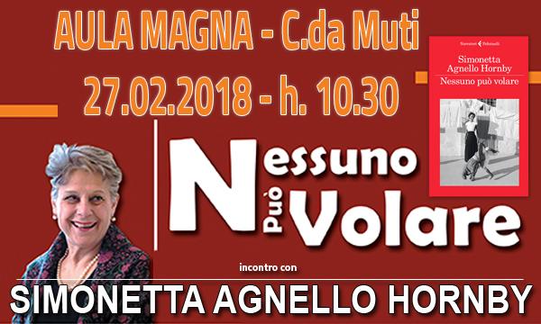 Incontro con l'autrice Simonetta Agnello Hornby