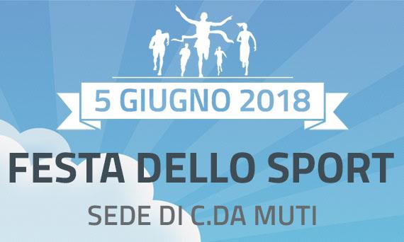 Festa dello sport - AS 2017/18
