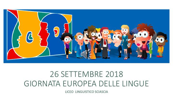 Giornata Europea delle Lingue 2018
