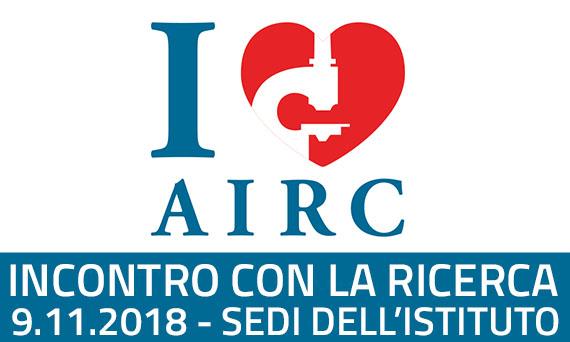 AIRC - Incontro con la ricerca